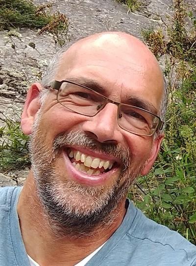 Joep Roding, van harte welkom als nieuwe docent van het Centrum voor Bibliodrama